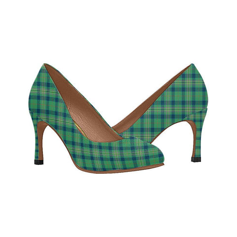 Image of Kennedy Ancient Tartan Women High Heels