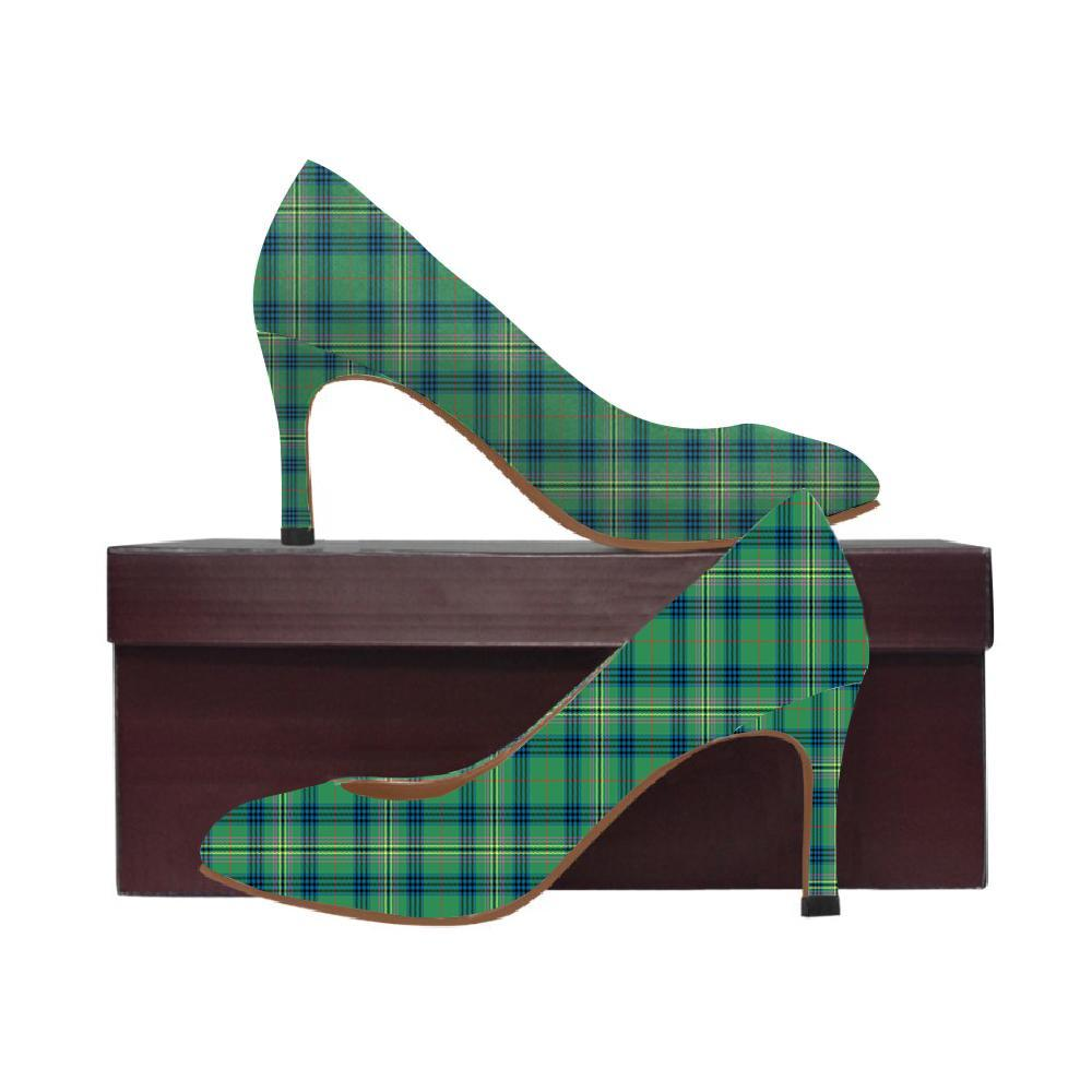 Kennedy Ancient Tartan Women High Heels