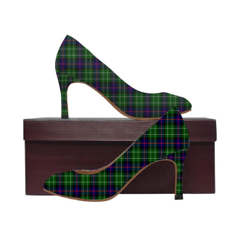 Image of Leslie Hunting Ancient Tartan Women High Heels