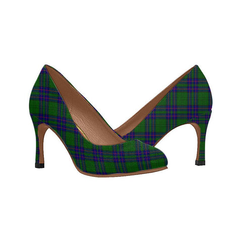 Image of Lockhart Tartan Women High Heels