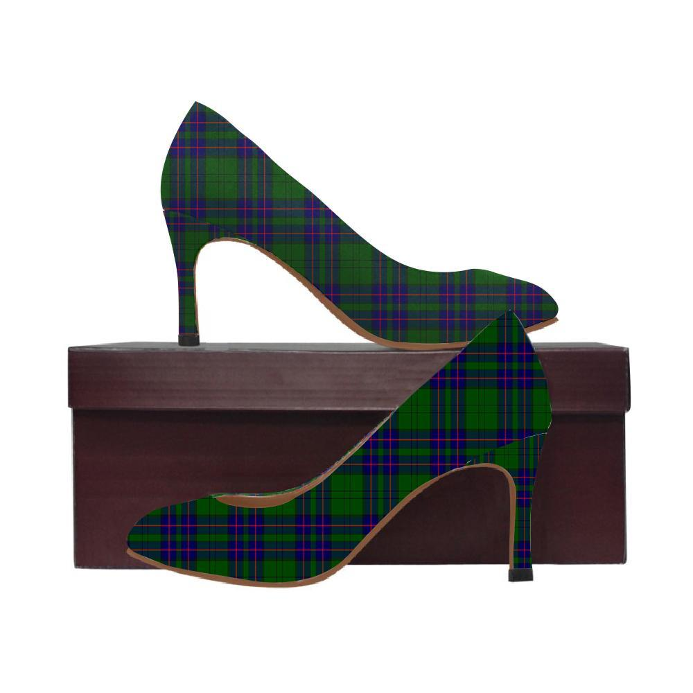 Lockhart Tartan Women High Heels