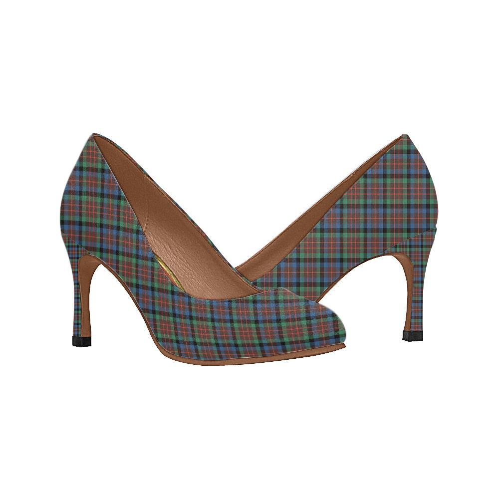 Macduff Hunting Ancient Tartan Women High Heels