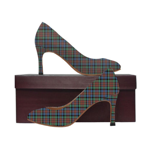 Image of Macduff Hunting Ancient Tartan Women High Heels