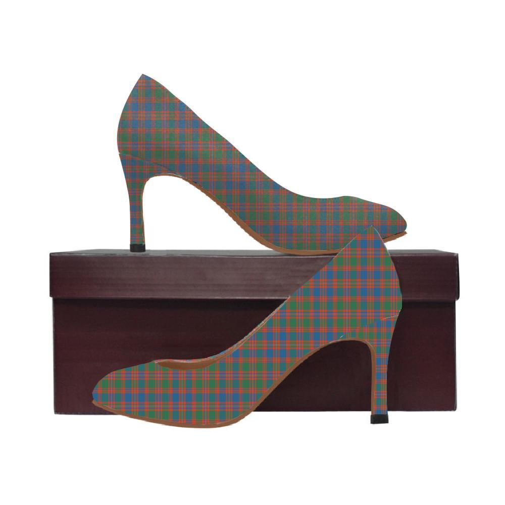 Macintyre Ancient Tartan Women High Heels
