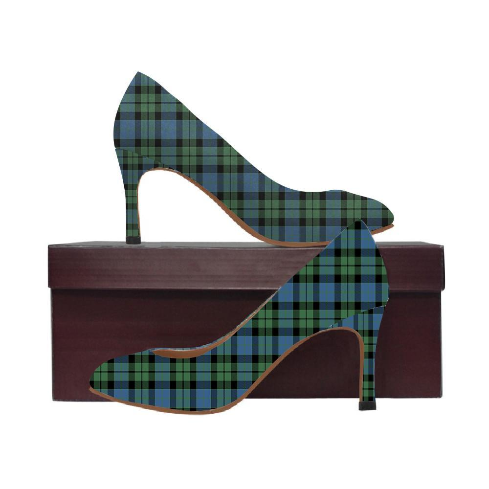 Mackay Ancient Tartan Women High Heels