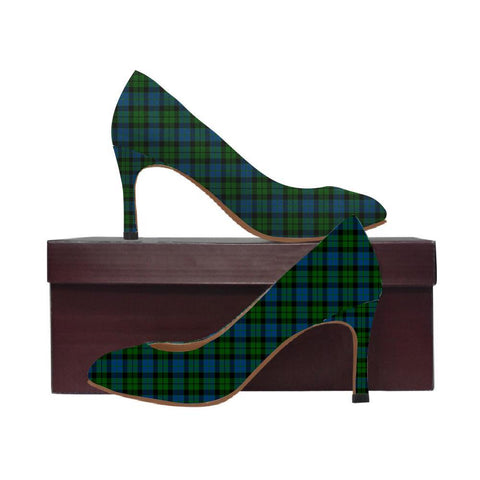 Image of Mackay Modern Tartan Women High Heels