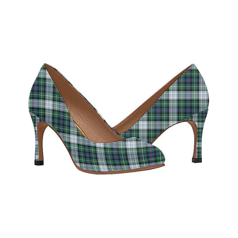 Image of Mackenzie Dress Ancient Tartan Women High Heels