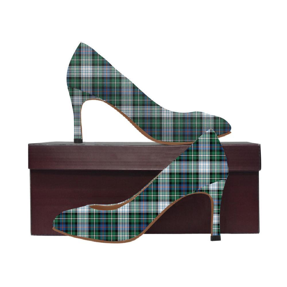 Mackenzie Dress Ancient Tartan Women High Heels