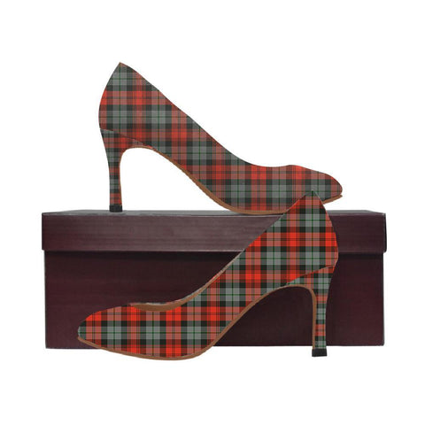 Image of Maclachlan Weathered Tartan Women High Heels