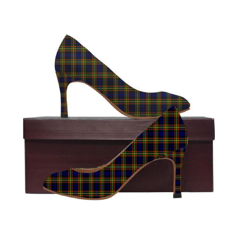 Image of Maclellan Modern Tartan Women High Heels
