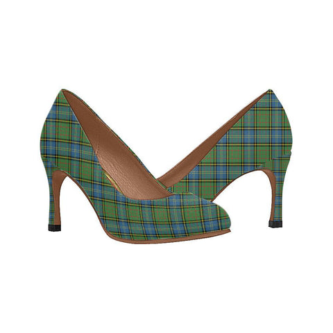 Image of Macmillan Hunting Ancient Tartan Women High Heels