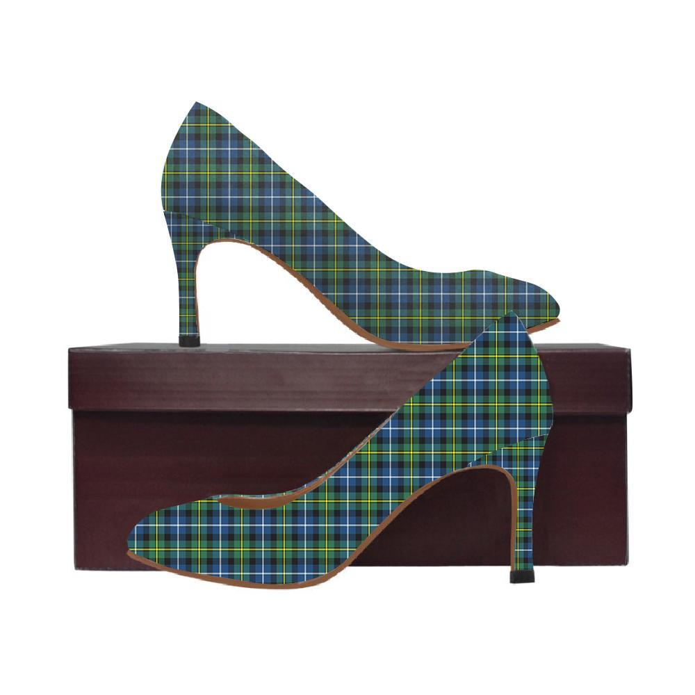Macneill Of Barra Ancient Tartan Women High Heels