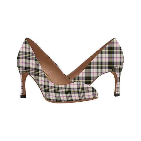 Image of Macpherson Dress Ancient Tartan Women High Heels