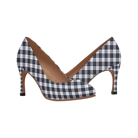 Image of Macrae Dress Modern Tartan Women High Heels