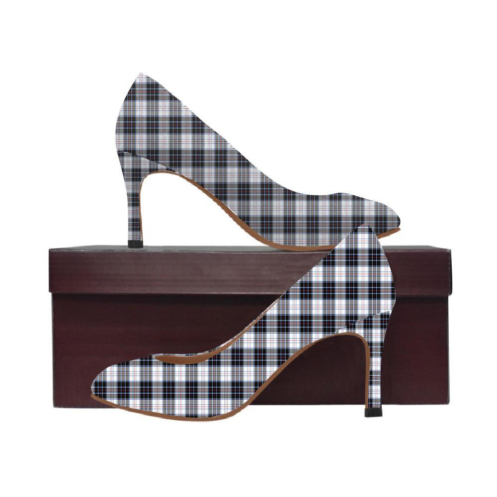 Macrae Dress Modern Tartan Women High Heels
