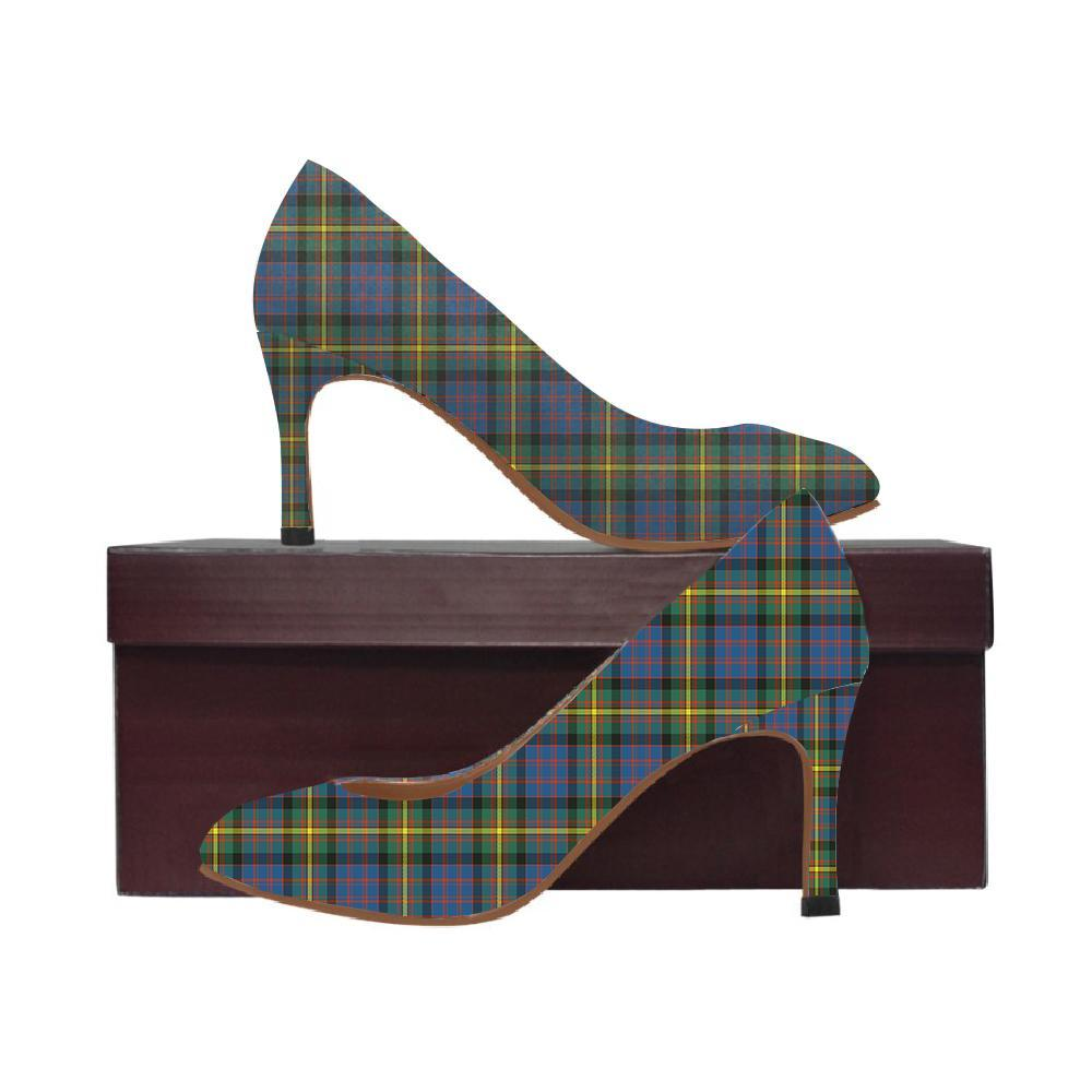 Macsporran Ancient Tartan Women High Heels