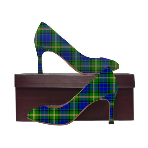 Image of Maitland Tartan Women High Heels