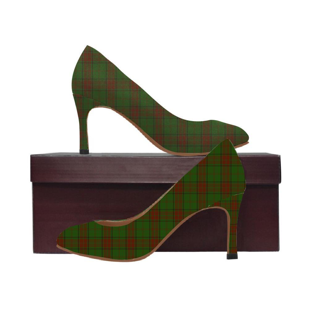 Maxwell Hunting Tartan Women High Heels