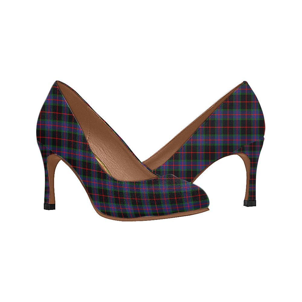 Nairn Tartan Women High Heels