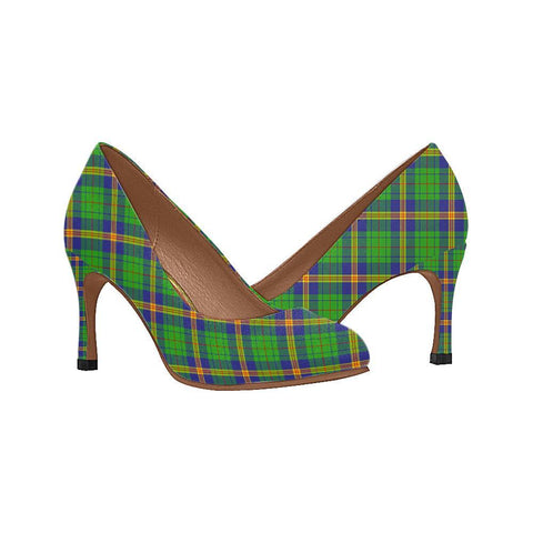 Image of Newman Tartan Women High Heels