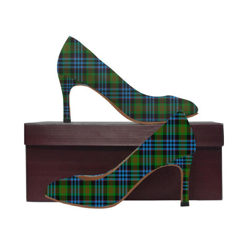 Image of New Mexico Tartan Women High Heels