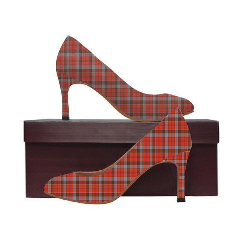Image of Robertson Hunting Modern Tartan Women High Heels
