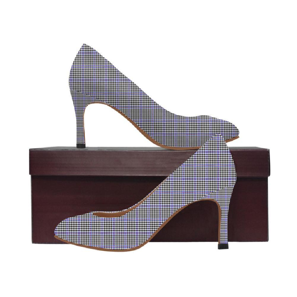 Sir Walter Scott Tartan Women High Heels