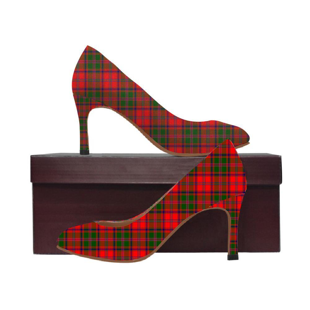 Stewart Of Appin Modern Tartan Women High Heels