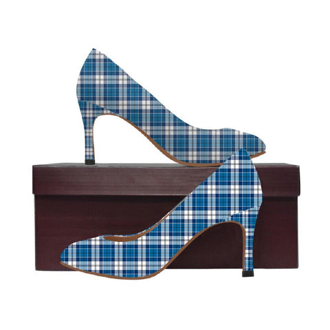 Image of Strathclyde District Tartan Women High Heels