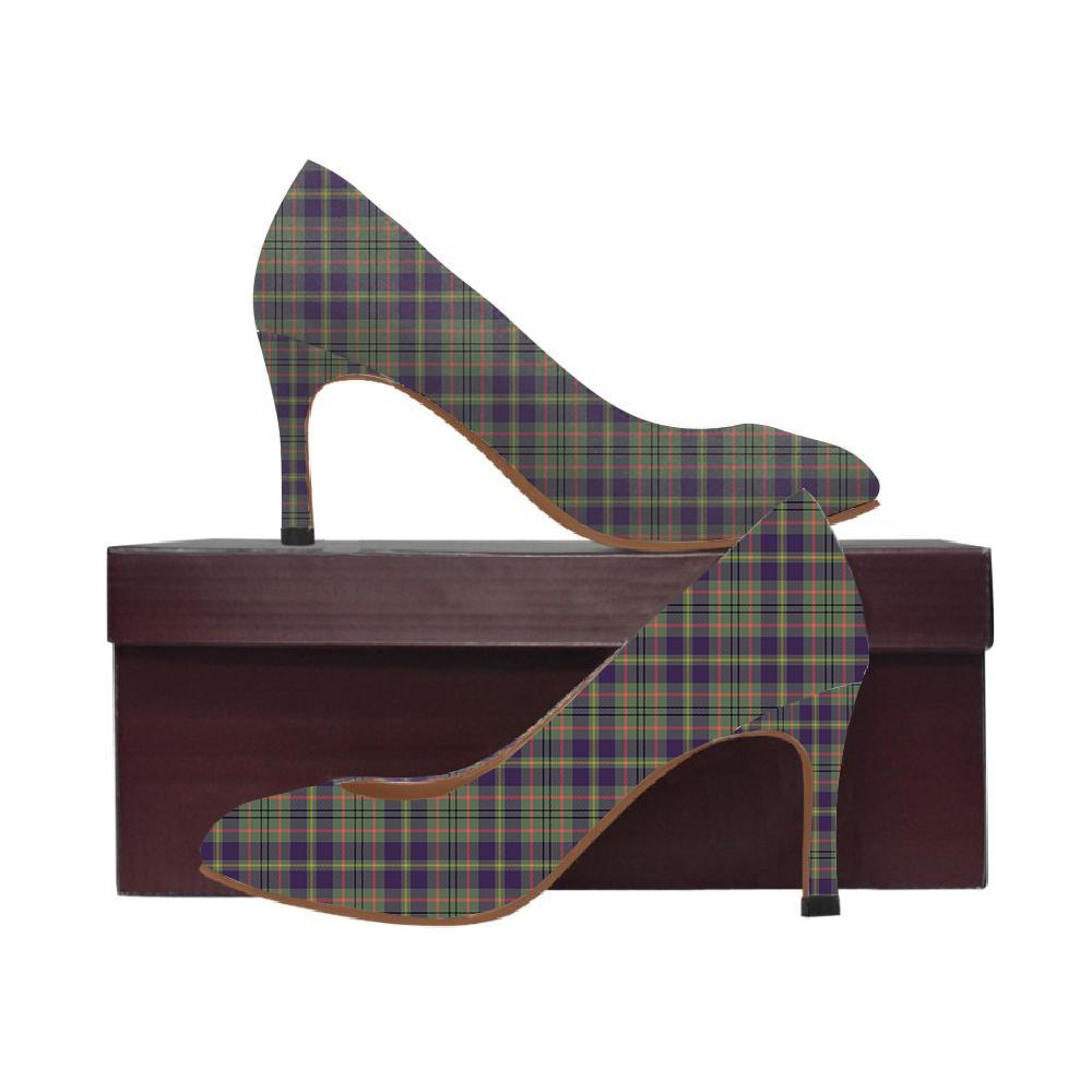 Taylor Tartan Women High Heels
