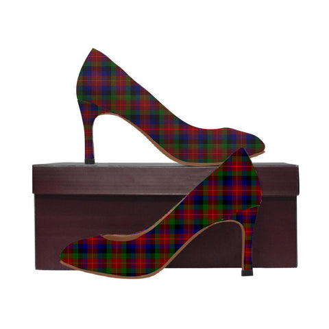 Image of Tennant Tartan Women High Heels