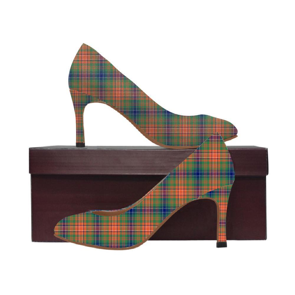 Wilson Ancient Tartan Women High Heels