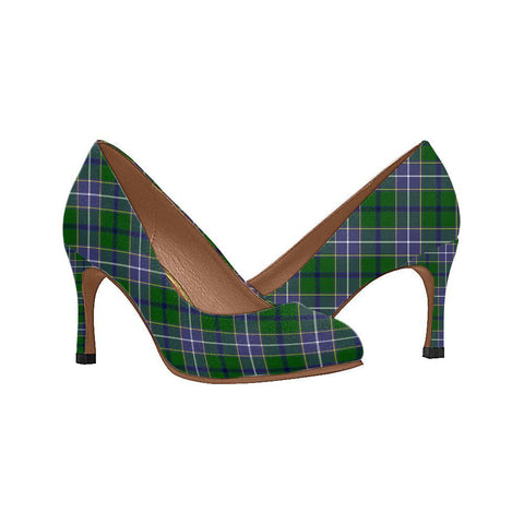 Image of Wishart Hunting Tartan Women High Heels