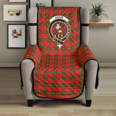Image of Adair Clan Badge Tartan Sofa Protector