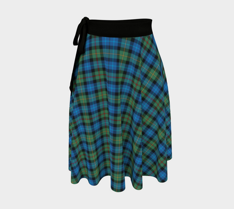 Image of Smith Ancient Tartan Wrap Skirt