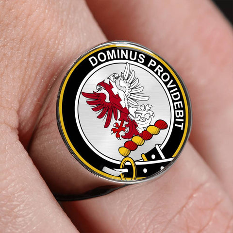 Boyle Clan Badge Rings