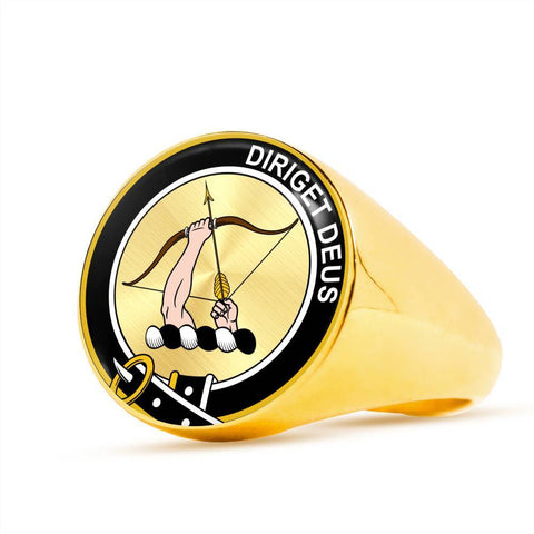 Butter Clan Badge Rings