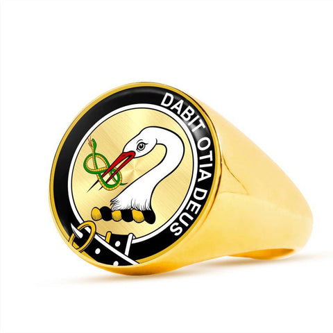 Brisbane Clan Badge Rings