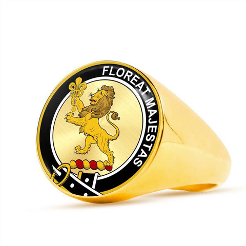 Broun Clan Badge Rings