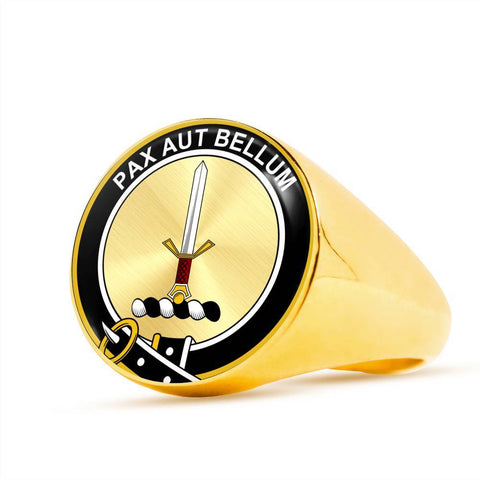 Blane Clan Badge Rings