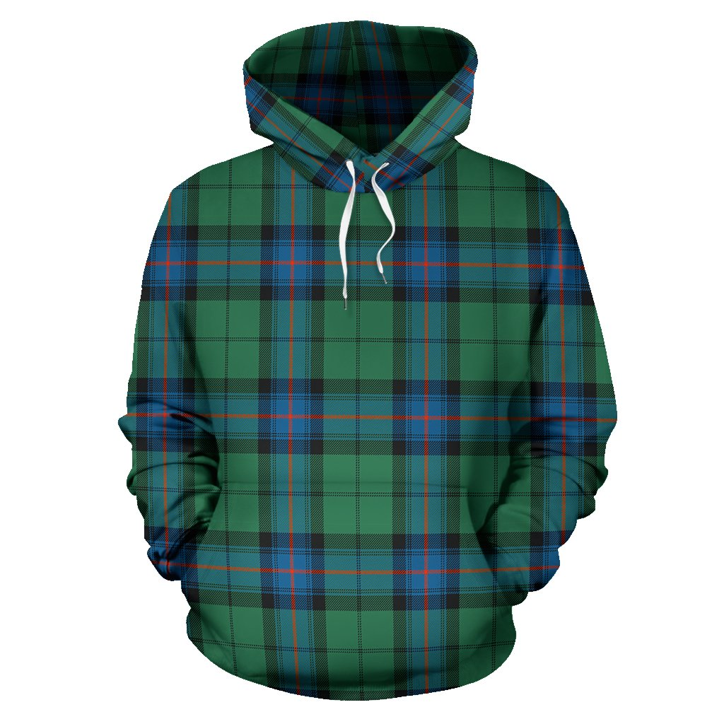 Armstrong Ancient Tartan All Over Print Hoodie