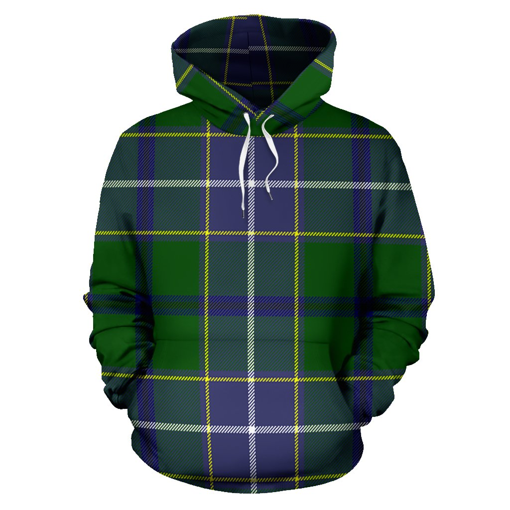 Wishart Hunting Tartan All Over Print Hoodie