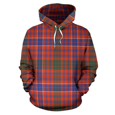 Image of MacRae Ancient Tartan All Over Print Hoodie