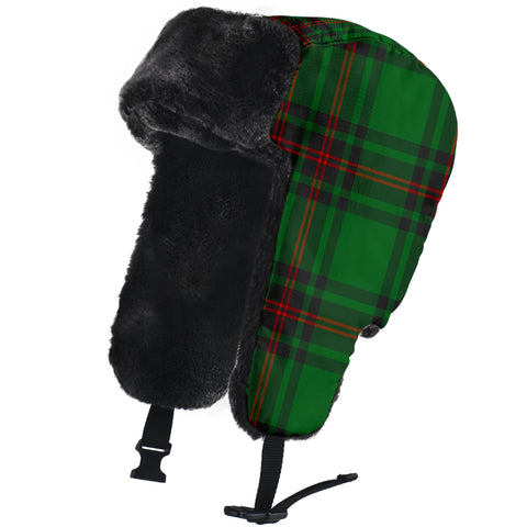 Anstruther Tartan Trapper Hat H01