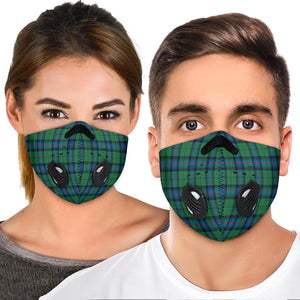 Armstrong Ancient Tartan Premium Face Mask H01