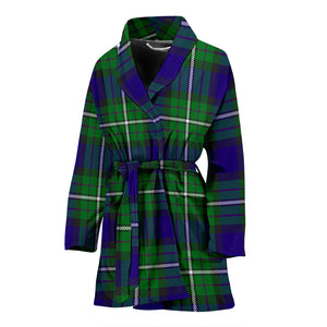 Alexander Tartan Women's Bathrobe H01