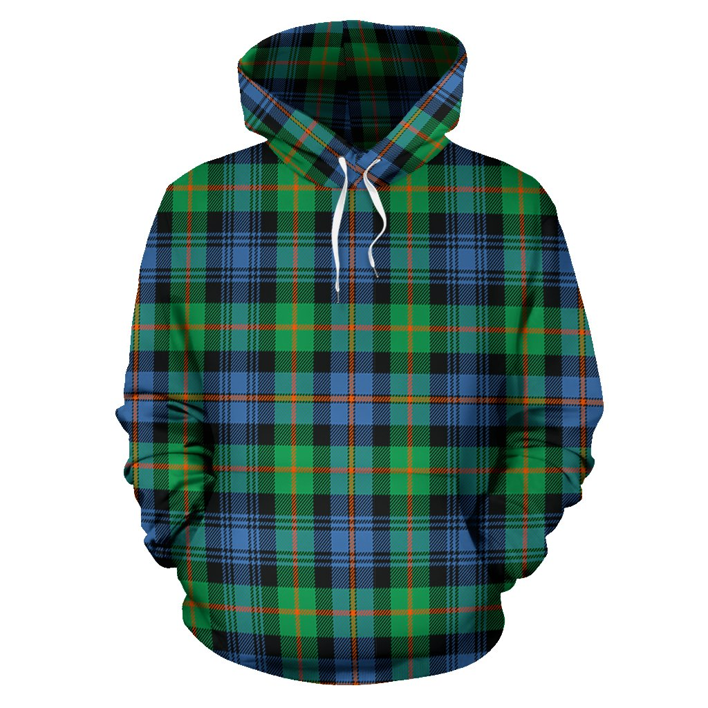 Murray of Atholl Ancient Tartan All Over Print Hoodie
