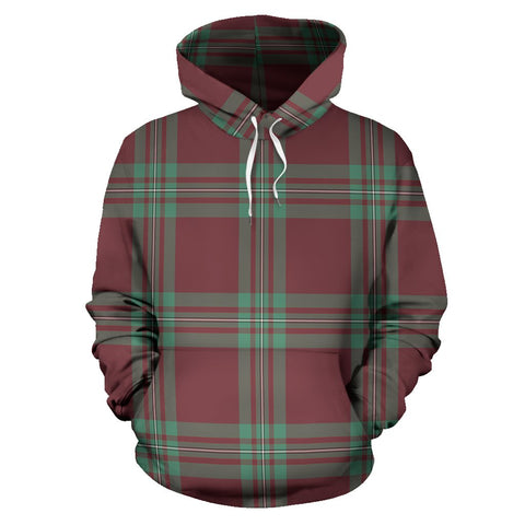 Image of MacGregor Hunting Ancient Tartan All Over Print Hoodie