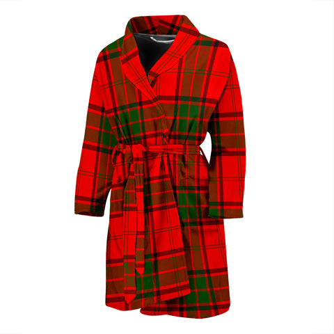 Adair Tartan Bathrobe - Men's H01