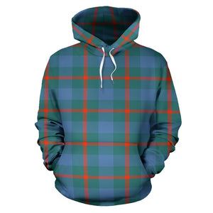 Agnew Ancient Tartan All Over Print Hoodie
